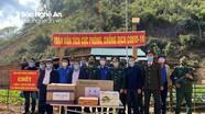 Tỉnh đoàn Nghệ An tổ chức 'Tháng Ba biên giới' tại huyện Kỳ Sơn