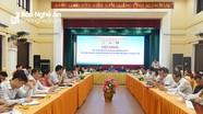Góp ý dự thảo nghị quyết về cải cách hành chính trong Khối Các cơ quan tỉnh Nghệ An