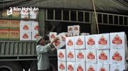 Nghệ An: Hỗ trợ 100% lãi suất cho 5 doanh nghiệp mua hàng dự trữ Tết