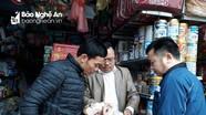 Kỳ Sơn xử lý 23 cơ sở vi phạm về vệ sinh an toàn thực phẩm