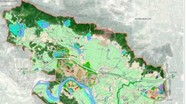Nam Đàn sẽ hình thành 3 khu vực phát triển đô thị