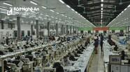 Nhiều công ty may ở Nghệ An ồ ạt tuyển lao động