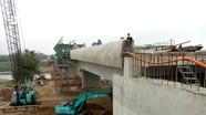 Cầu hơn 200 tỷ đồng ở Thái Hòa sẽ hoàn thành trước ngày 30/4/2018