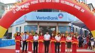 Vietinbank Nghệ An khai trương phòng giao dịch Lê Nin