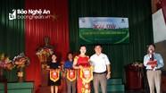 Diễn Châu tổ chức hội thi tuyên truyền tiết kiệm năng lượng