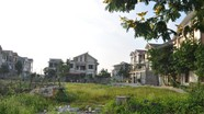 Đất ở Thành phố Vinh chỉ xây dựng 23% so với quy hoạch
