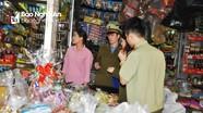 Nghệ An: 4 doanh nghiệp được hỗ trợ lãi suất dự trữ hàng phục vụ Tết