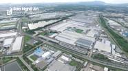 Tiếp tục nâng cao vị trí sản xuất chiến lược của tỉnh Nghệ An