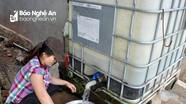 Nghệ An chính thức quy định giá tiêu thụ nước sạch khu vực nông thôn