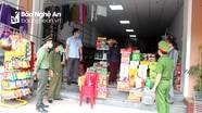 Anh Sơn kiên quyết đóng cửa các cơ sở kinh doanh mặt hàng không thiết yếu