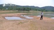 Nghệ An: Khoảng 13.000 ha lúa hè thu bị hạn, thiếu nước