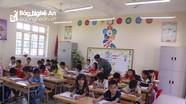Trung tâm tiết kiệm năng lượng Nghệ An lắp đặt hệ thống chiếu sáng học đường