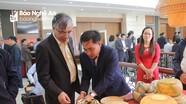 UBND tỉnh Nghệ An lấy ý kiến góp ý về quy định mức hỗ trợ cho Chương trình xúc tiến thương mại