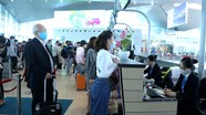 Hành khách đường hàng không qua Nghệ An tăng cao dịp lễ