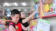Khám phá 'thế giới đồ chơi' cho trẻ tại TP Vinh