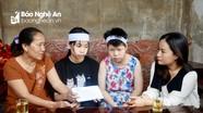 Bạn đọc Báo Nghệ An hỗ trợ nữ sinh ở TP Vinh mồ côi cả cha lẫn mẹ