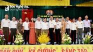 Đại hội Đảng bộ xã Nghi Thái (Nghi Lộc) nhiệm kỳ 2020 - 2025