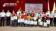 'Hội chợ nhân đạo' lần thứ 2 được tổ chức tại Nghệ An