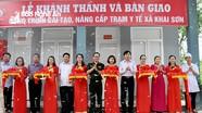 Viettel bàn giao công trình tài trợ cải tạo và nâng cấp Trạm Y tế Khai Sơn (Anh Sơn)