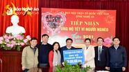Hơn 68 tỷ đồng đăng ký ủng hộ Tết Vì người nghèo Xuân Tân Sửu