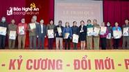 Báo Nghệ An, Bưu điện tỉnh, Tập đoàn TTH Group tặng quà Tết cho 60 hộ nghèo