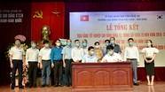 Trường CĐ KTCN Việt Nam-Hàn Quốc trao bằng tốt nghiệp và ký kết hợp tác đào tạo cung ứng nhân lực