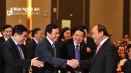 Thủ tướng dự Hội nghị Gặp mặt các nhà đầu tư tại Nghệ An