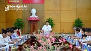 Chủ tịch UBND tỉnh nêu 4 lợi thế Nghĩa Đàn cần khai thác tốt để phát triển nhanh, mạnh