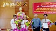 Kỳ Sơn, Hoàng Mai: Bổ nhiệm Trưởng Ban Tuyên giáo kiêm Giám đốc TT Bồi dưỡng chính trị