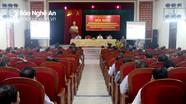 Đảng bộ huyện Quỳnh Lưu kết nạp 649 đảng viên trong nửa nhiệm kỳ