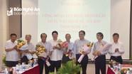 Nghệ An thành lập tổ tư vấn kinh tế - xã hội cho Chủ tịch UBND tỉnh