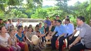Bí thư Tỉnh ủy: Phải đảm bảo cho nhân dân có nơi ở, không thiếu đói sau lũ lụt