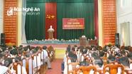 Đô Lương tập huấn công tác kiểm tra, giám sát và thi hành kỷ luật của Đảng