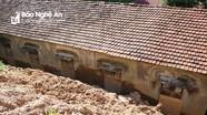 Lập đoàn đánh giá sạt lở đất đe dọa cuộc sống 197 hộ dân ở huyện biên giới Kỳ Sơn