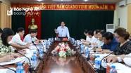 Nghệ An: Thí điểm trưởng ban dân vận đồng thời là chủ tịch Ủy ban MTTQ cấp huyện