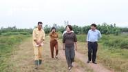 HĐND tỉnh giám sát công tác bảo vệ môi trường tại Trại lợn giống ngoại Thái Dương