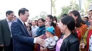 Phó Thủ tướng Vương Đình Huệ dự Ngày hội Đại đoàn kết tại Đô Lương