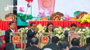 Chi tiết phiếu tín nhiệm của 29 chức danh do HĐND tỉnh Nghệ An bầu