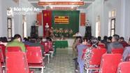 Đại biểu HĐND tỉnh khóa XVII tiếp xúc cử tri Quỳ Hợp sau kỳ họp thứ 8