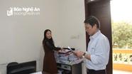 Kiểm tra đột xuất chấp hành kỷ luật, kỷ cương hành chính tại huyện Nam Đàn