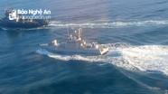 Nga cáo buộc NATO quân sự hóa khu vực Biển Đen