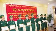 Bộ đội biên phòng Nghệ An: Tuyên dương 10 gương mặt trẻ tiêu biểu