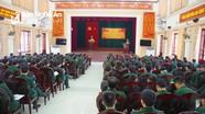 Đảng ủy Quân sự tỉnh quán triệt, triển khai nghị quyết, chỉ thị của Bộ Chính trị, Ban Bí thư