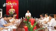 Chủ tịch UBND tỉnh: Ngành Nông nghiệp Thanh Chương cần đẩy mạnh chế biến sâu để gia tăng giá trị