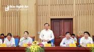 Bộ trưởng Bộ Tài chính: Nghệ An có bước phát triển thực chất