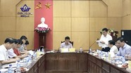 Đoàn công tác Trung ương đánh giá cao kết quả sắp xếp bộ máy ngành Y tế, Giáo dục Nghệ An