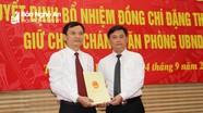 Văn phòng UBND tỉnh Nghệ An có tân Chánh Văn phòng