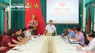Chuẩn bị kỹ nội dung của Hội nghị gặp mặt giữa Thường trực Tỉnh ủy với lãnh đạo cấp phòng
