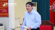 Bí thư Tỉnh ủy Nguyễn Đắc Vinh: Không để các chỉ số PCI, PAPI của năm 2019 tụt so với năm 2018