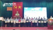 Quân chủng Hải quân tặng Bằng khen cho Ban Tuyên giáo Tỉnh ủy Nghệ An về tuyên truyền biển, đảo